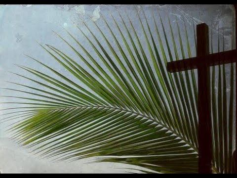 March 28, 2021 - Palm Sunday and Cantata