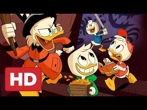DuckTales Magica Reveal Trailer - Comic Con 2018