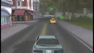 GTA SAN ANDREAS SPORT CAR REVIEW.SUPER GT(EXTRA TEST DRIVE)