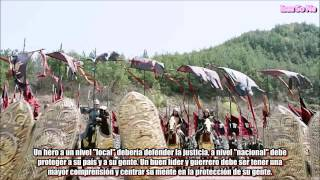 [SubEspa] YoonA ||  God Of War Zhao Yun - Sub. Español