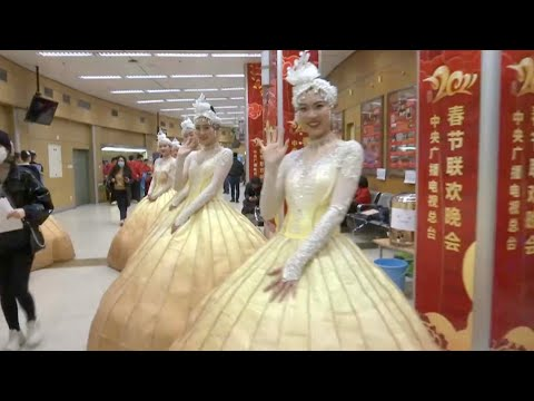 中国国际电视台:2021年春节联欢晚会将推出5G、3D和人工智能