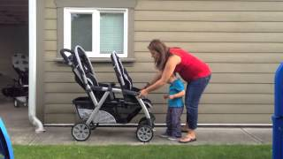 Chicco Cortina Together Double Stroller Review