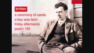 Boys of Downside School, Purley(1967) (UK) - Britten.wmv