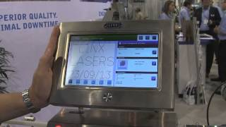 Linx at Pack Expo Las Vegas 2013   New Linx Laser Coding Range Thumbnail