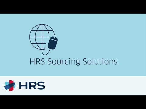 HRS Intelligent Sourcing   English