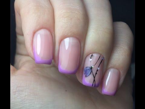 Дизайн на короткие ногти фото и видео новинки