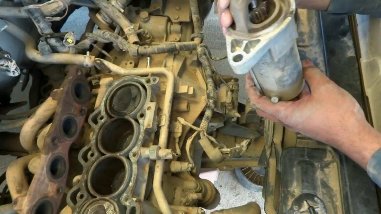 hight resolution of car self starter repair self starter maintenance