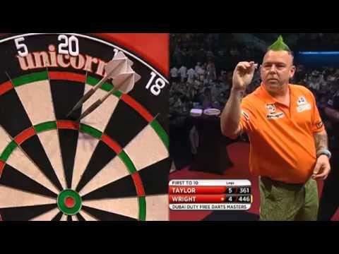 Dubai Duty Free Darts Masters 2015 - Phil Taylor v Peter Wright