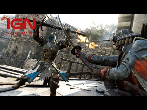 Ubisoft Reveals Details of Upcoming For Honor Beta - IGN News