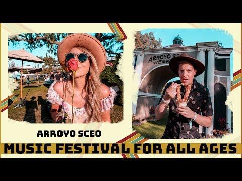 Arroyo Seco Weekend Music Festival 2018  -...