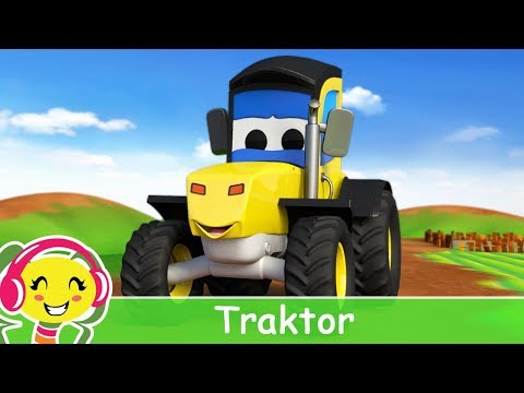 Cantec nou: Traktor - Barnsnger P Svenska | BarnMusikTV