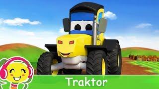 Traktor film barn svenska