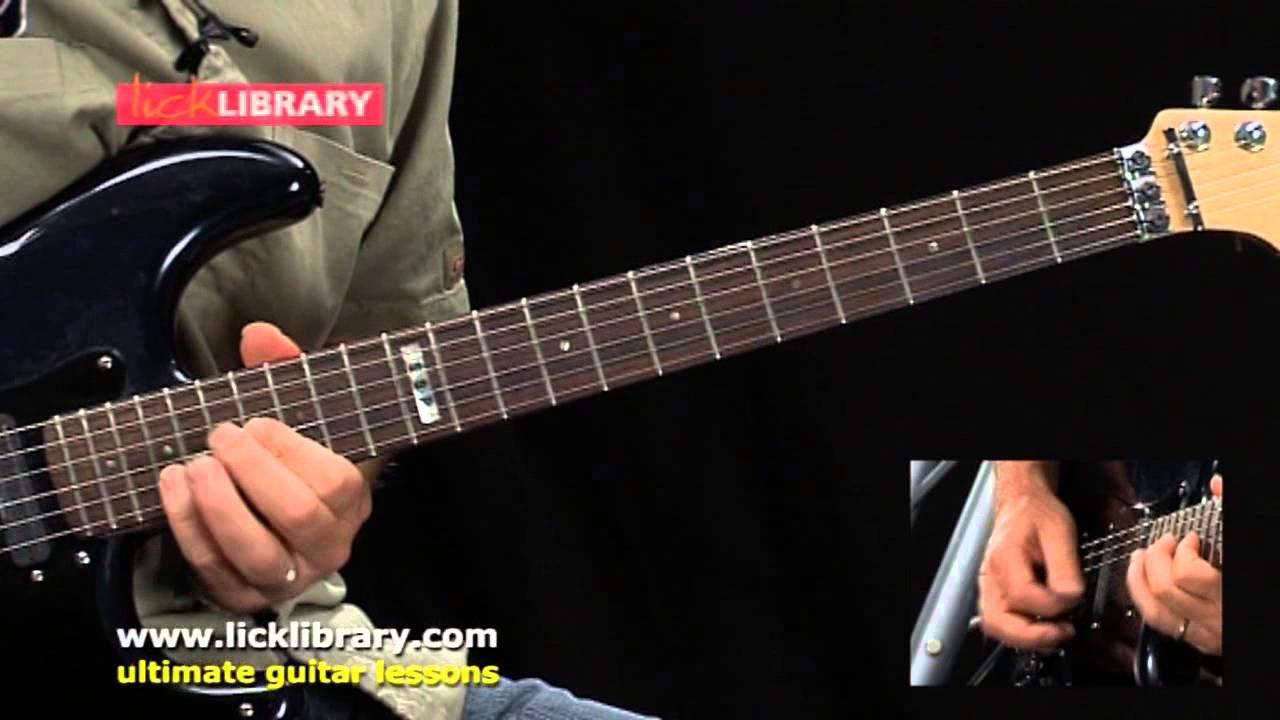 Remarkable, Slash guitar lick are