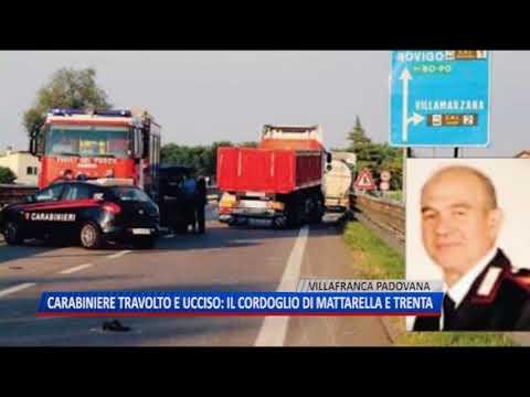 TG (14/07/2018) - CARABINIERE TRAVOLTO E UCCISO: IL CORDOGLIO DI MATTARELLA E TRENTA
