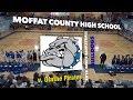 2018 Moffat County High School Girl's Basketball - HD