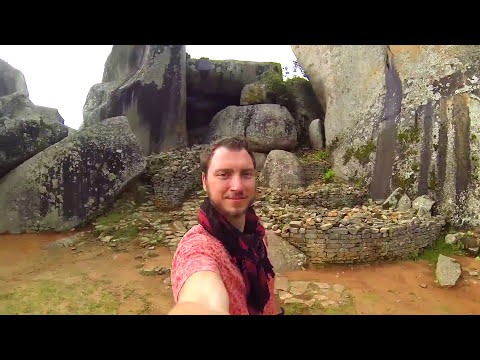 South Africa Ruins of Great Zimbabwe Kingdom