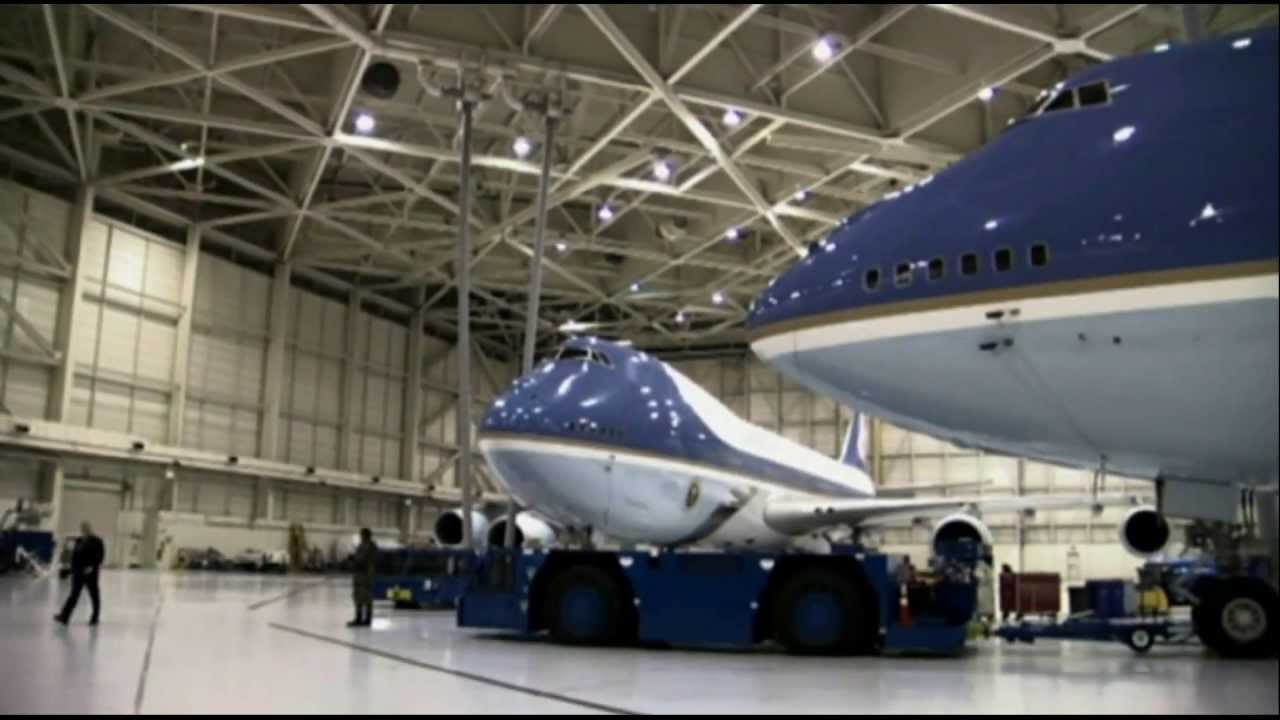 Inside the Air Force One (documentary) (Part 3 of 4) - YouTube