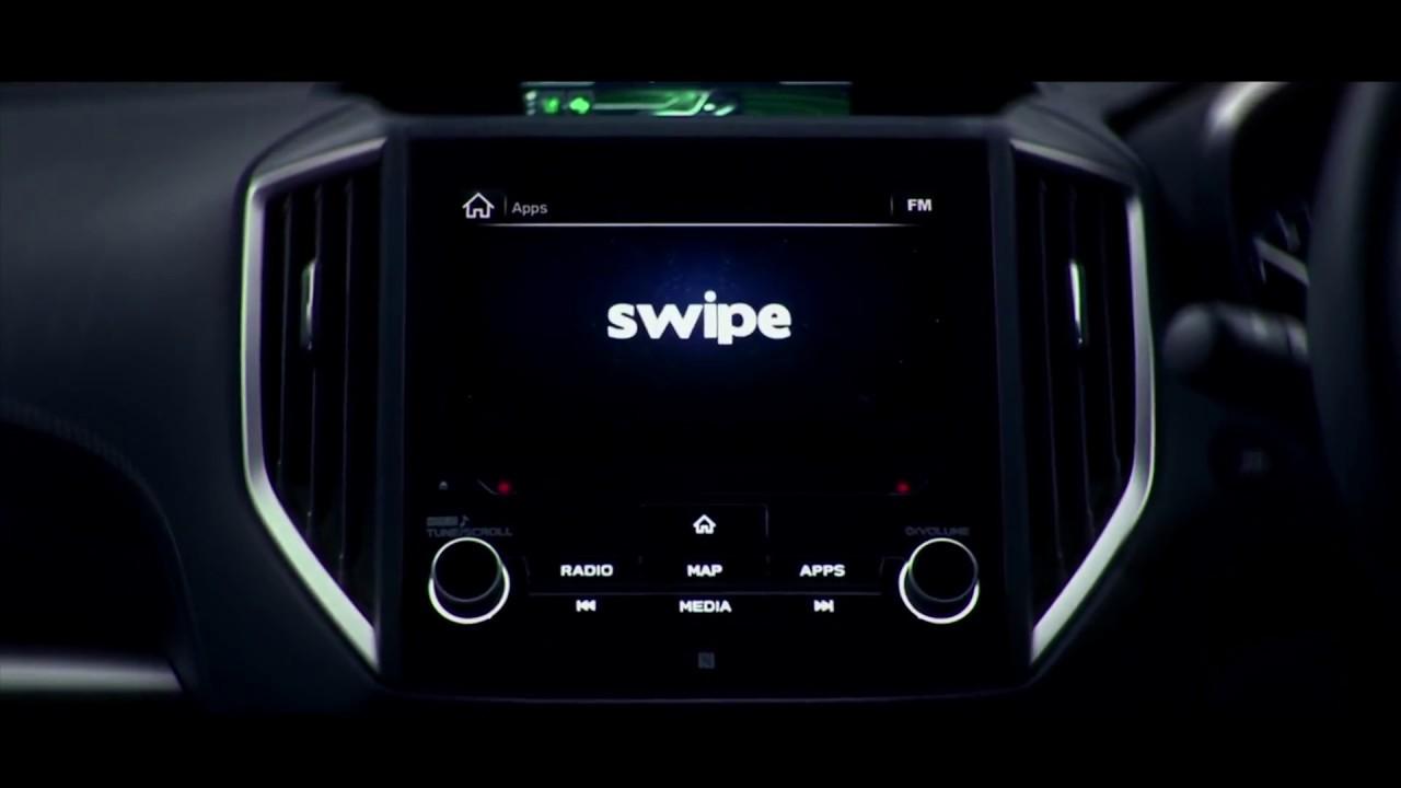 2017 Subaru Impreza Demo Offer Le Carplay Android Auto Tech