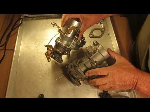 54 jeep solex carburetor diagram yf replacement carburetor youtube  yf replacement carburetor youtube