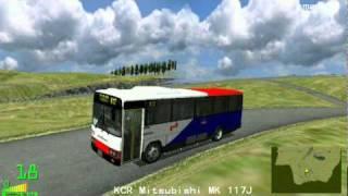 Video mm2 遊車河 (297) MTR Mitsubishi MK 117J 310 k12 in swiss mountain city 九鐵巴士 港鐵巴士 download MP3, 3GP, MP4, WEBM, AVI, FLV April 2018