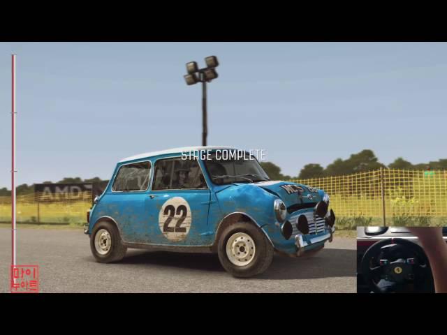 ????(PS4 Dirt Rally 1080P) - ?? ??? 4?