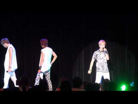 NewUs福島コンサート 13/07/28 LOVE PANIC