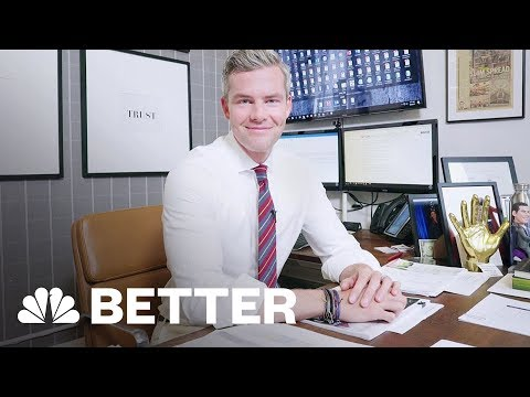 Peek Inside Ryan Serhant's 'Million Dollar' Office  Better  NBC