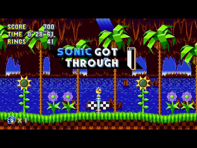 How Speedrunners Are Racing Through Green Hill Zone Sonic Mania S Most Contested Level