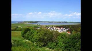 Insel Rügen ganz oben in Norden
