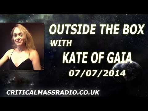Outside The Box With Kate Of Gaia - Ethann Fox Interview Re-Broadcast [07/07/2014]