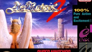 Is ActRaiser 2 Worth Playing Today? - SNESdrunk
