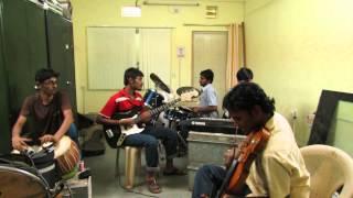 Roja Instrumental Heartbeats cover NIT Rourkela