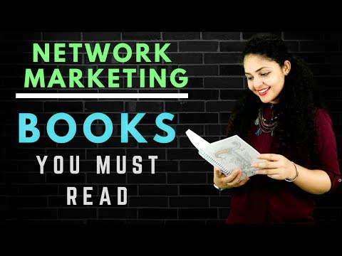 Network Marketing Books You Must Read | Network Marketing Education