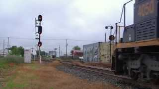 CSX Diamond-Lima Ohio HD 720p