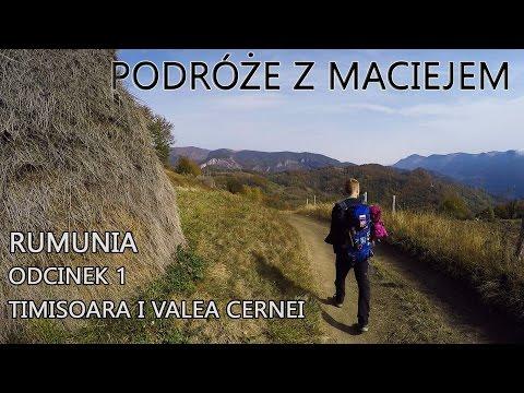 Zachodnia Rumunia   West Romania - Valea Cernei and Baile Herculane (1/2)
