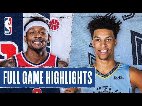 WIZARDS at GRIZZLIES | FULL GAME HIGHLIGHTS | December 14, 2019