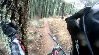 Ashland Oregon, MTB, Catwalk to Jab