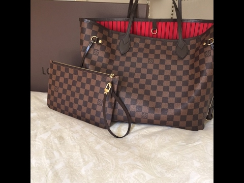 Neverfull MM replica from Joy - YouTube 035a47ad7ab3d