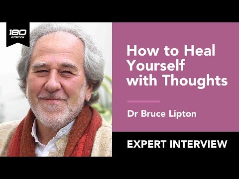 Dr Bruce Lipton: How to Hack Your Health with Beliefs & Super Learning