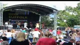 Caribbean Music event ,England Ipswich ..... Filmed by STREET CORNER FILMs
