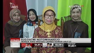 Gambar cover [EKSKLUSIF] Hasil Hitung Cepat Jokowi Unggul, Ibunda Jokowi: Senang Sekali!