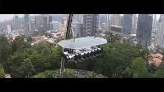 Video Dinner In The Sky Malaysia Launch Day (1st August 2015) Kuala Lumpur Tower download MP3, 3GP, MP4, WEBM, AVI, FLV November 2018