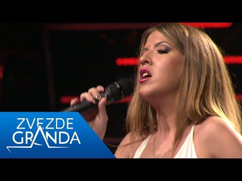 Kristina Jovanovic - Izdao si me, Bela ciganka - (live) - ZG 1 krug 15/16 - 05.12.15. EM 11