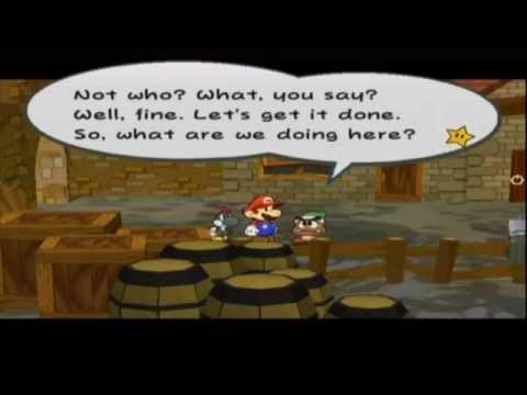 (GC) Paper Mario II - The Thousand-Year Door - Intermission 3-4 - 100% Walkthrough (7/17)