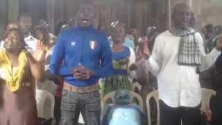 LE TABERNACLE DE LA LIBERTE YDE CAMEROUN / 324-NGOA ATANGANA MINISTRY2015324