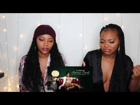 Cardi B - Bartier Cardi (feat. 21 Savage) [Official Audio] REACTION