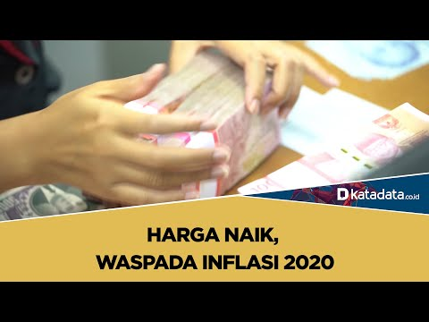 Harga Naik, Waspada Inflasi 2020 | Katadata Indonesia