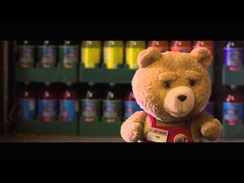 """TED 2 di Seth MacFarlane - Scena del film in italiano """"Voglio avere un bambino"""""""