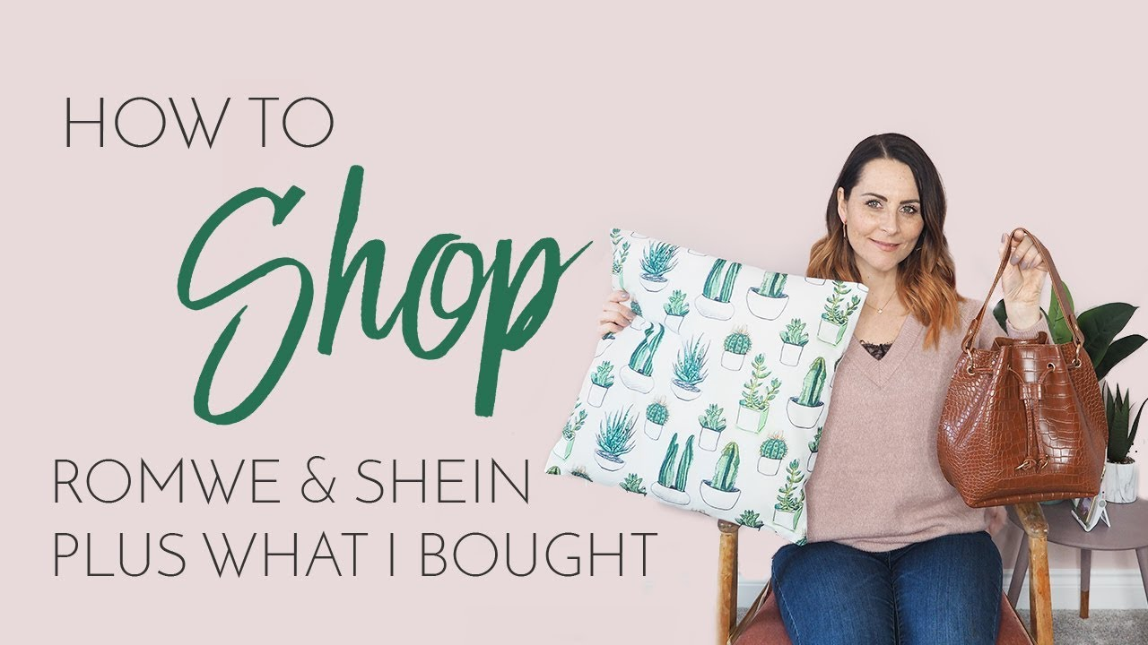 4c00ffffca HOW TO SHOP ROMWE   SHEIN PLUS WHAT I BOUGHT