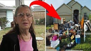 Когда эту 88 летнюю женщину выгнали из ее дома, соседка дала ей нечто неожиданное